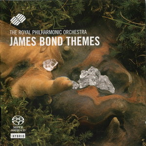 The Royal Philharmonic Orchestra - James Bond Themes (2005) PS3 ISO + Hi-Res FLAC