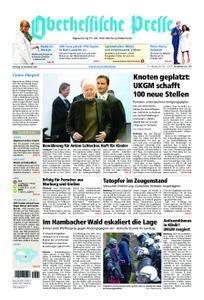 Oberhessische Presse Marburg/Ostkreis - 28. November 2017
