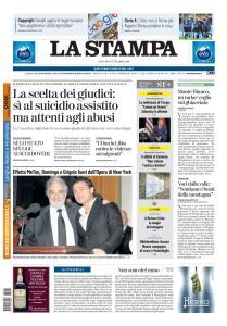 La Stampa Imperia e Sanremo - 26 Settembre 2019