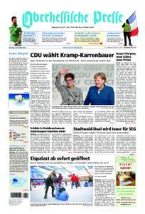 Oberhessische Presse Marburg/Ostkreis - 08. Dezember 2018