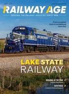 Railway Age - March 2018