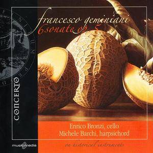 Enrico Bronzi, Michele Barchi - Geminiani: 6 Sonate, Op.5 (2010)