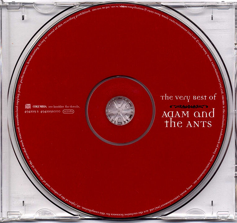 Adam And The Ants - The Very Best Of Adam And The Ants (1999) [Re-Up]