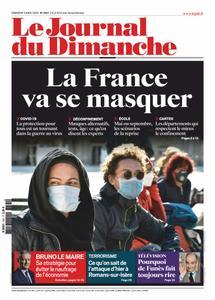 Le Journal du Dimanche - 05 avril 2020