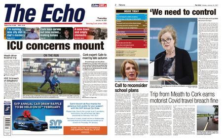 Evening Echo – January 19, 2021