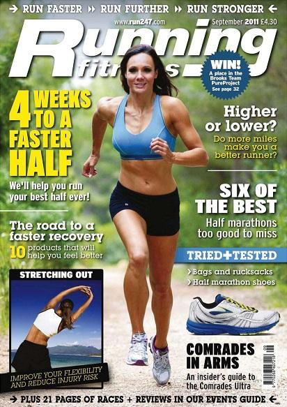 Running Fitness - September 2011