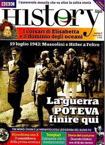 BBC History Italia - Agosto 2011