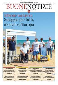 Corriere della Sera Buone Notizie - 15 Giugno 2021