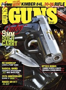 Guns Magazine - October 2011