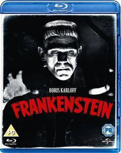 Frankenstein (1931) + Extras