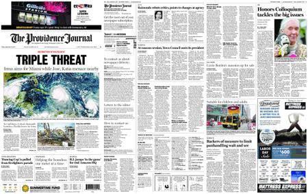 The Providence Journal – September 08, 2017