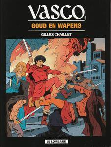 Vasco - 01 - Goud En Wapens