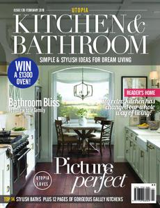 Utopia Kitchen & Bathroom – February 2019