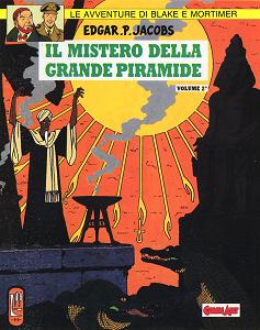 Le Avventure Di Blake & Mortimer - Volume 5 - Il Mistero Della Grande Piramide - La Camera Di Horus
