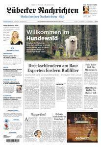 Lübecker Nachrichten Ostholstein Süd - 27. Oktober 2017