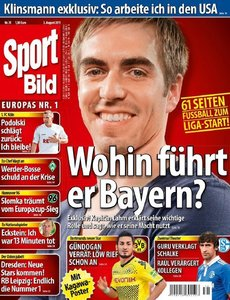 Sport Bild No 31 2011