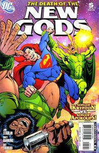 Death Of The New Gods 05 of 08 (2008)
