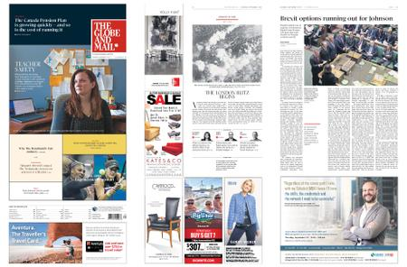 The Globe and Mail – September 07, 2019