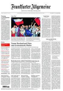 Frankfurter Allgemeine Zeitung F.A.Z. - 19. Dezember 2017