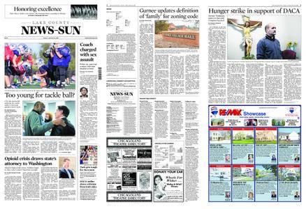 Lake County News-Sun – January 26, 2018