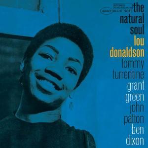 Lou Donaldson - The Natural Soul (1963) [Reissue 2003] (Repost)