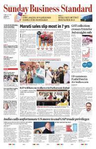 Business Standard - June 2, 2019