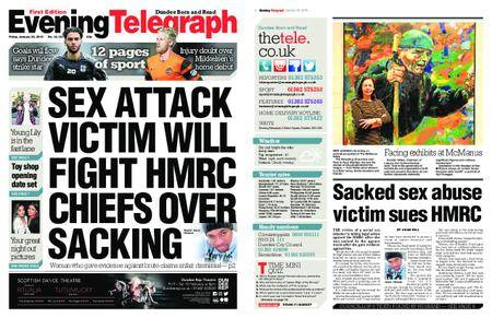 Evening Telegraph First Edition – January 26, 2018