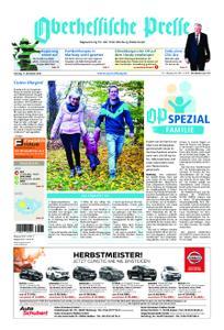 Oberhessische Presse Marburg/Ostkreis - 17. November 2018