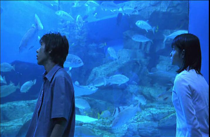 The Blue Light/Ao no Hono-o (2003)