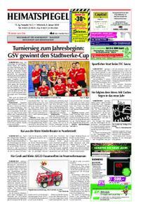 Heimatspiegel - 08. Januar 2020