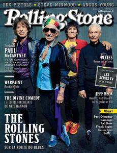Rolling Stone France - septembre 2016