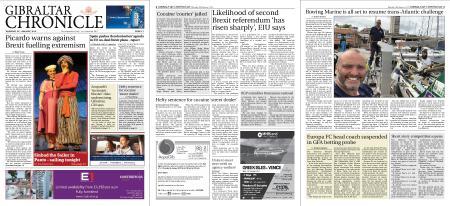 Gibraltar Chronicle – 24 January 2019