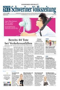 Schweriner Volkszeitung Hagenower Kreisblatt - 25. Juli 2019