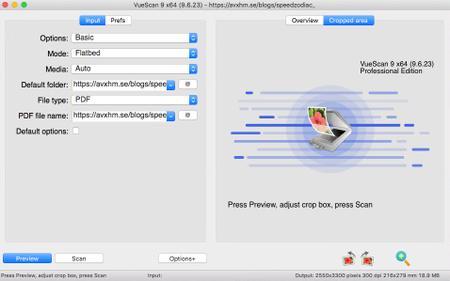 VueScan Pro 9.6.36 Multilingual macOS