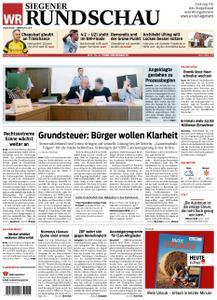 Westfälische Rundschau Siegen - 28. Juni 2019