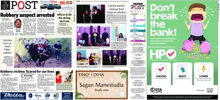 The Guam Daily Post – April 20, 2019