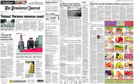 The Providence Journal – September 12, 2018