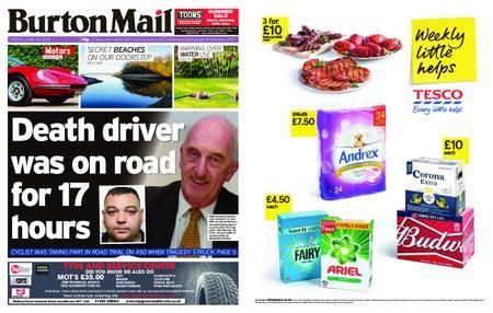 Burton Mail – June 29, 2018