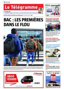 Le Télégramme Brest – 19 octobre 2019