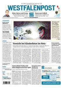 Westfalenpost Wetter - 10. November 2017