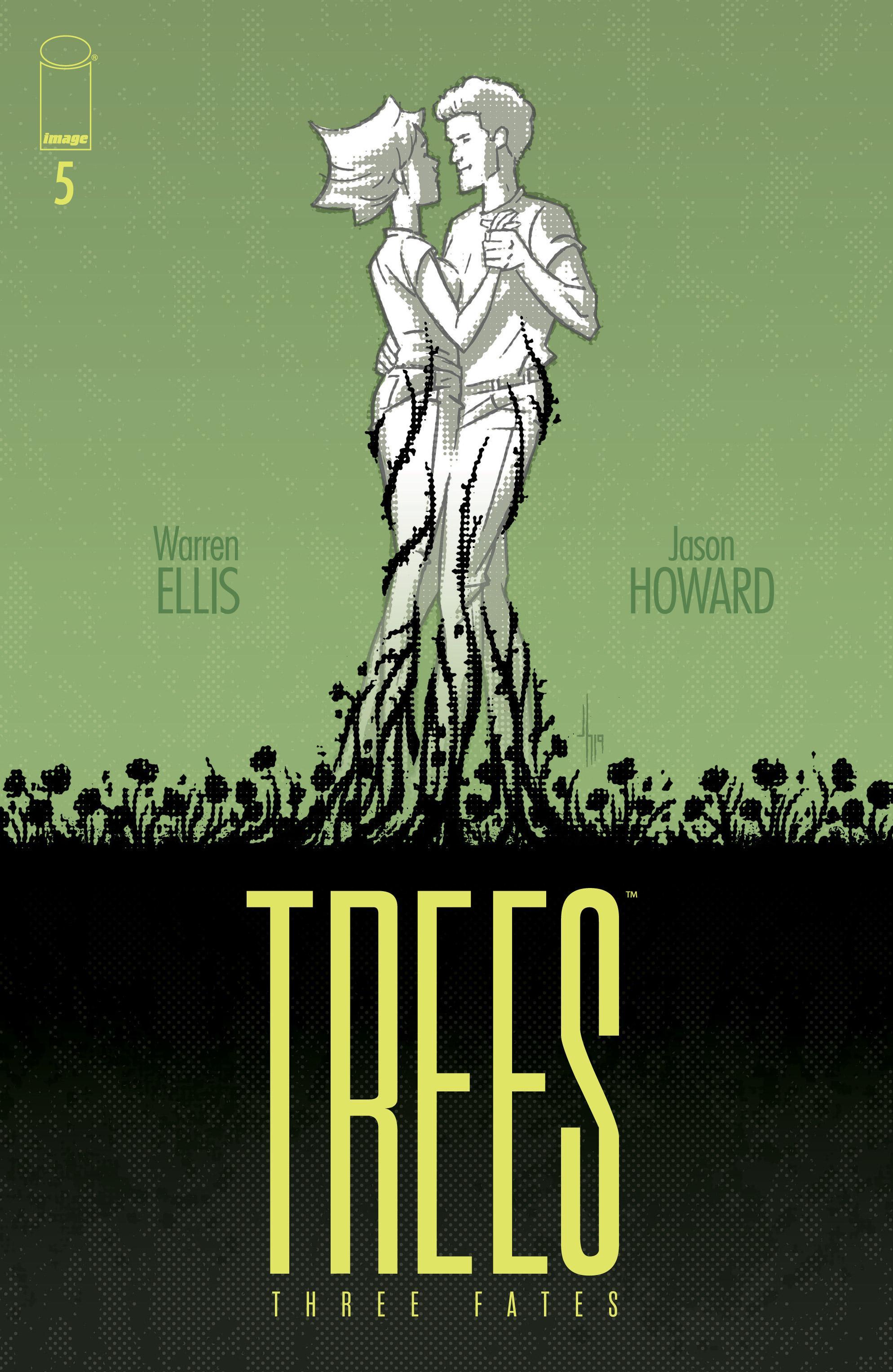 Trees-Three Fates 005 2020 Digital Zone