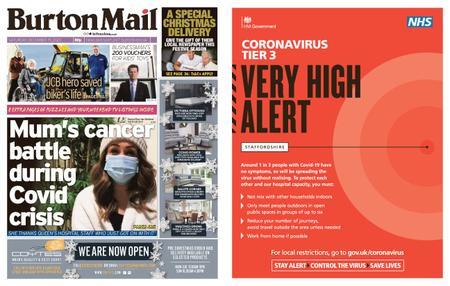 Burton Mail – December 19, 2020