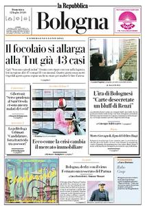 la Repubblica Bologna - 12 Luglio 2020