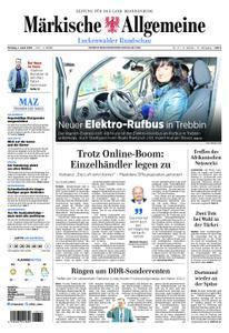 Märkische Allgemeine Luckenwalder Rundschau - 01. April 2019