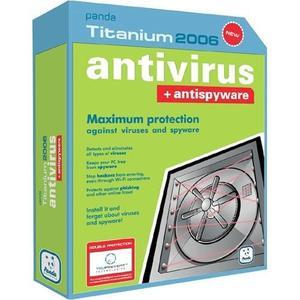 Panda Titanium Antivirus Plus Antispyware 2006 ver. 5.02