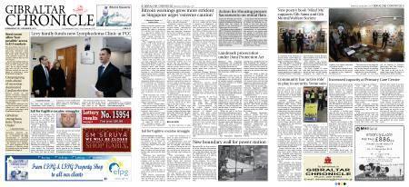 Gibraltar Chronicle – 20 December 2017