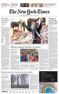 International New York Times - 29 January 2020