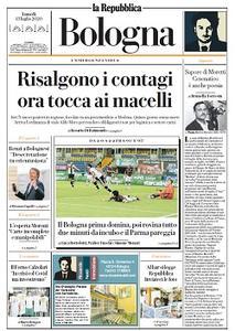 la Repubblica Bologna - 13 Luglio 2020