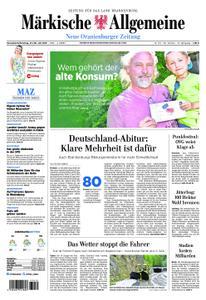 Neue Oranienburger Zeitung - 27. Juli 2019