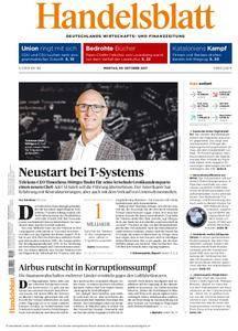 Handelsblatt - 09. Oktober 2017